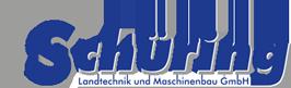 Schüring Landtechnik und Maschinenbau GmbH - Logo