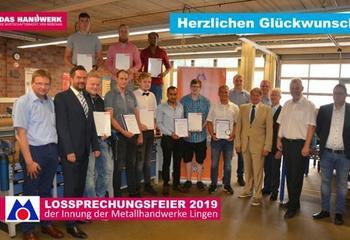 Gesellen Metallbauer, Feinwerkmechaniker und Fachkräfte für metalltechnik.